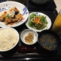 Photo taken at 中国家庭料理 墨花居 成城コルティ店 by Hagumi on 10/27/2014