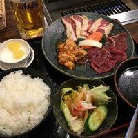 Photo taken at 安楽亭 練馬小竹町店 by Hagumi on 12/29/2015