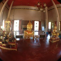 Photo taken at วัดพระทอง (หลวงพ่อพระผุด) (Wat Phra Thong) by Kate S. on 11/10/2012