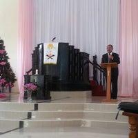 Photo taken at GMIM Nafiri Bitung by Cheryl H. on 1/1/2014
