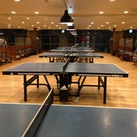Photo taken at Shibuya Ping Pong Club by Ryota K. on 12/12/2012