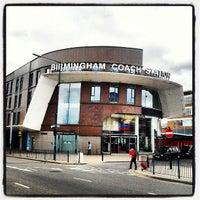 Photo taken at Birmingham Coach Station by Paul W. on 5/18/2013