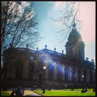 Photo taken at Birmingham Cathedral and Churchyard by Paul W. on 4/20/2013