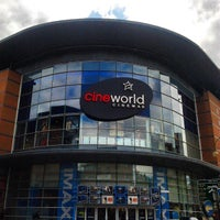 Photo taken at Cineworld by Paul W. on 6/24/2013