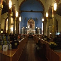 Photo taken at The Church Brew Works by Allison W. on 9/21/2012