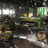 Photo taken at John Deere Tractor & Engine Museum by Tetsuo T. on 9/7/2016
