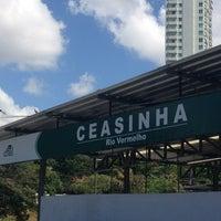 Photo taken at Mercado do Rio Vermelho - Ceasa by Alex V. on 2/2/2013