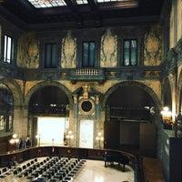 Photo taken at Palazzo Zevallos Stigliano by Vanessa on 5/7/2017