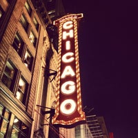 Foto tomada en The Chicago Theatre  por Daniel H. el 10/17/2012