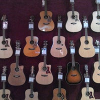 Photo taken at Red Dog Music by Signe Madara on 10/22/2012