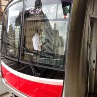 Photo taken at Esaka Station (M11) by Motoharu I. on 6/22/2014