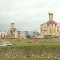Photo taken at АЗС-7 Белнефтехим by Liliya S. on 10/23/2012