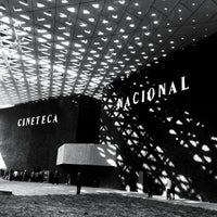 Photo taken at Cineteca Nacional by Dave K. on 1/14/2013