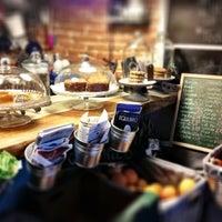 Foto tomada en Café El Mar - Tiendita enbioverde por Lara R. el 11/25/2012