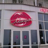 """Снимок сделан в Night Club """"Monroe"""" пользователем Inna K. 9/21/2012"""