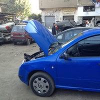 Photo taken at Al Herafeyeen by Ahmed F. on 3/20/2013