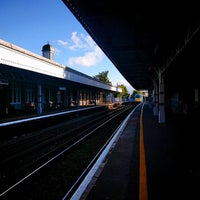 Photo taken at Broadstairs Railway Station (BSR) by ian on 10/22/2016