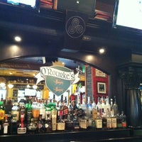 Photo taken at O'Rourke's Public House by Charly S. on 10/14/2012