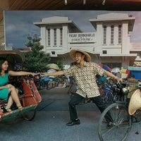 Photo taken at Gedung Manggala Wanabakti by Fransisca Sandra C. on 1/7/2017