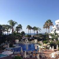 Photo taken at Hotel Iberostar Coral Beach by Golf Circus Magazine on 7/25/2014