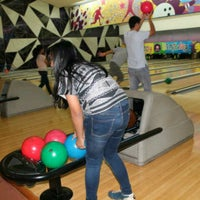 Photo taken at Spincity Bowling Alley by Muslim M. on 2/2/2013