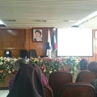 Photo taken at مركز آموزش بازرگانى وزارت صنعت، معدن و تجارت by Saman M. on 5/3/2016