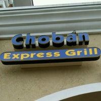 Photo taken at choban grill by serpil e. on 9/13/2014