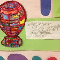 Photo taken at Montessori School 31 by Lisa E. on 3/15/2013