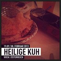 2/8/2013にMeberlがHeilige Kuhで撮った写真