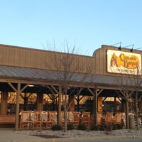 Photo taken at Cracker Barrel Old Country Store by Mike on 3/30/2013