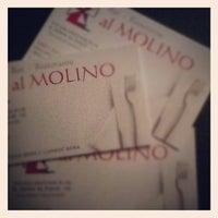 Foto scattata a Ristorante Al Molino da Andrea C. il 11/22/2012