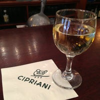 Photo taken at Cipriani Downtown by David B. on 3/29/2013