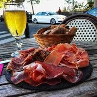 Photo taken at Café Bazacle by Mélissa M. on 8/30/2015