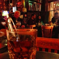 Photo taken at Zebra Bar by Mélissa M. on 1/15/2013
