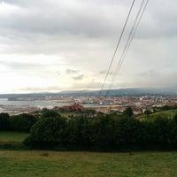 Photo taken at Alto De La Campa by Nuri R. on 7/19/2014