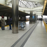 Photo taken at Yorkdale Subway Station by Jon A. on 11/2/2012