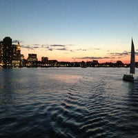 Photo taken at Boston Harbor Cruises by Heidi P. on 6/15/2013