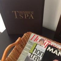 Photo taken at Townhouse Spa by Mohammed M. on 8/22/2015