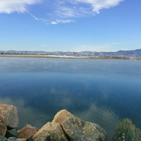 Photo taken at standley lake by Ted H. on 11/11/2012