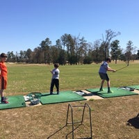 Photo taken at Augusta Pines Golf Club - Augusta Pines Course by Michael N. on 3/12/2014