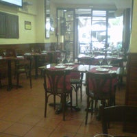Photo taken at La Oficina by Carlos P. on 10/22/2012
