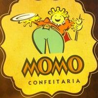 Photo taken at Momo Confeitaria by Karen S. on 5/21/2013