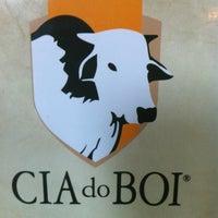 Photo taken at Cia do Boi by Karen S. on 3/16/2013