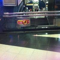 Photo taken at Metro Einstein by Inés V. on 12/31/2012