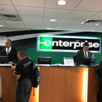 Photo taken at Enterprise Rent-A-Car by SooFab on 10/1/2017