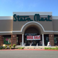 Photo taken at Stein Mart by SooFab on 5/1/2014