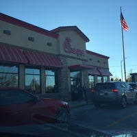 Photo taken at Chick-fil-A by SooFab on 12/19/2015