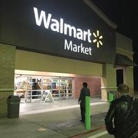 Photo taken at Walmart Neighborhood Market by SooFab on 1/23/2017