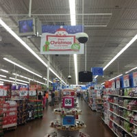 Photo taken at Walmart Supercenter by SooFab on 12/7/2012