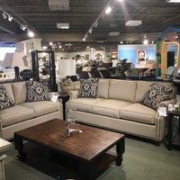 Photo taken at Olinde's Furniture - Airline Hwy by SooFab on 4/27/2018